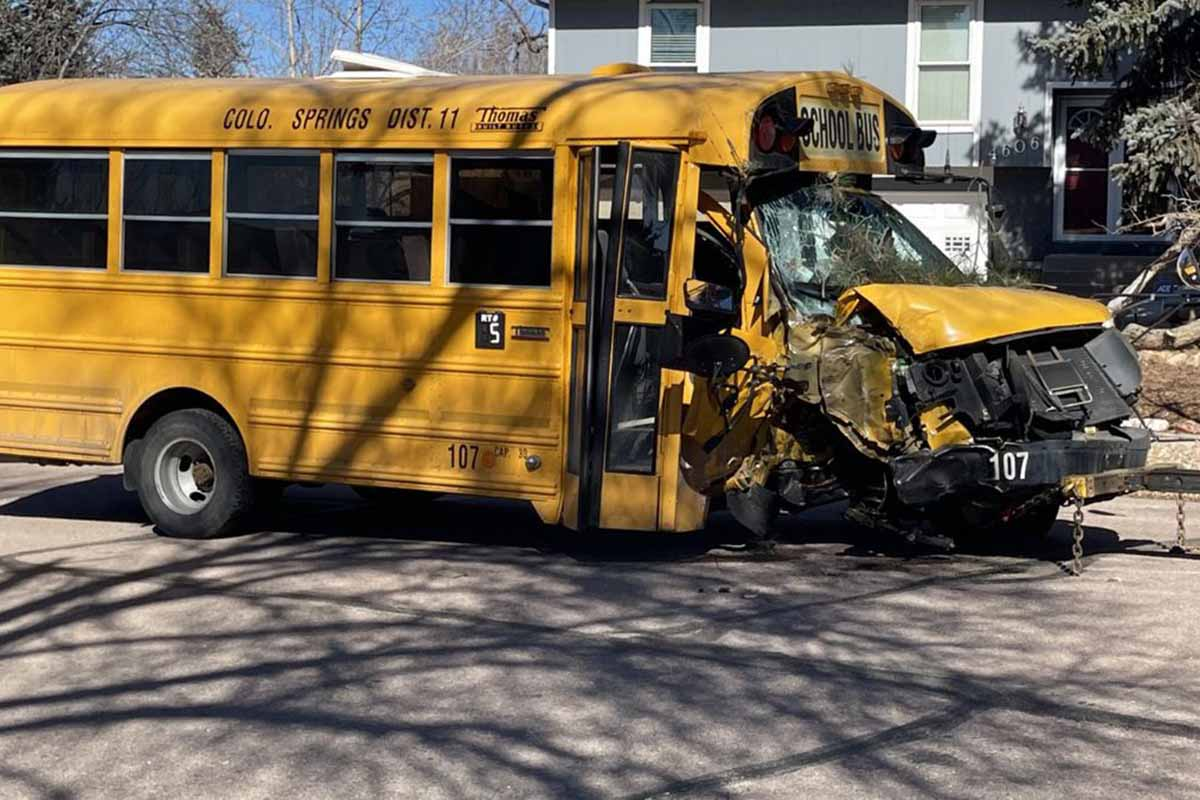 Bus Crash Reveals a Hero out of a Driver